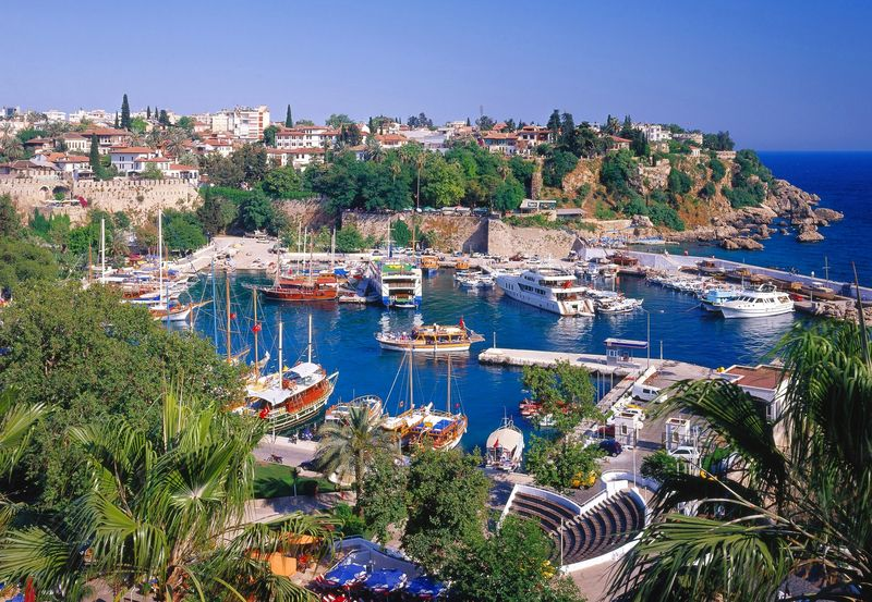 Antalya Hotels within city limits