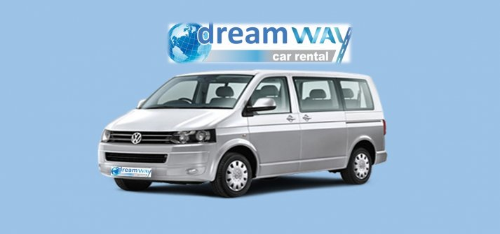 VW Caravelle 9+1 Passenger (PWMD) yada benzeri