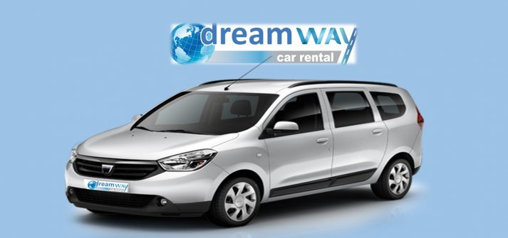 Dacia Lodgy 1.5  7 Person