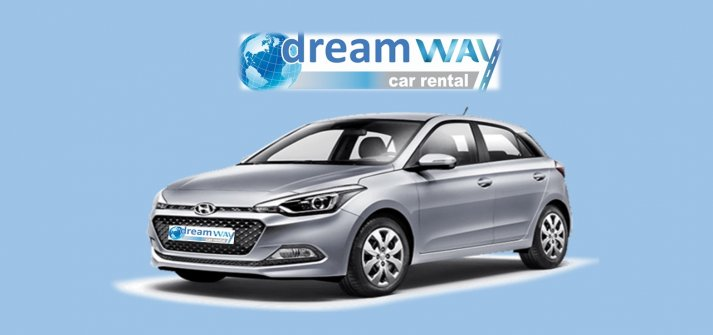 Hyundai i20 (ECAR) or similar